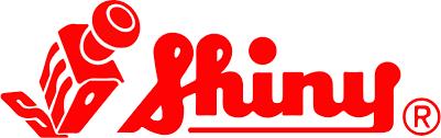 Shiny logo